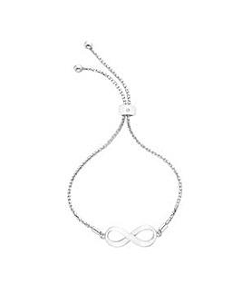 Hot Diamonds Infinity Bracelet