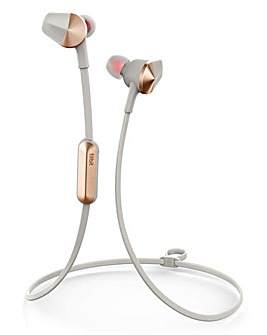 Fitbit Flyer Headphones Lunar Grey