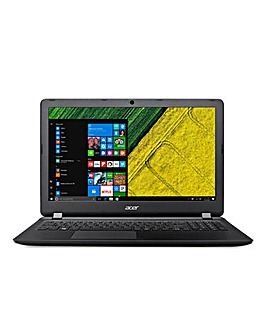 Acer 15.6in Aspire AMD Laptop Black