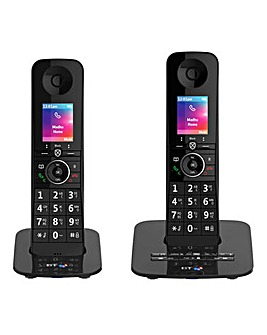 BT Premium Twin Nuisance Call Block