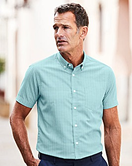 Premier Man Green Soft Touch Shirt R
