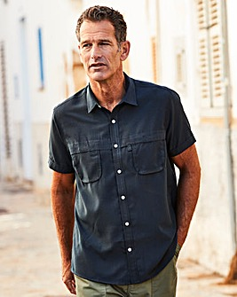 Premier Man Navy Outdoor Shirt R