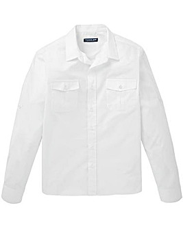 Premier Man White Action Shirt R