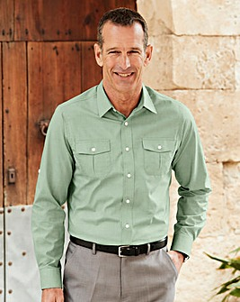 Premier Man Sage Action Shirt R