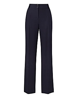 Tailored Straight Leg Bi-Stretch Trouser