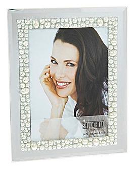 Sparkle Pearl Frame 5x7