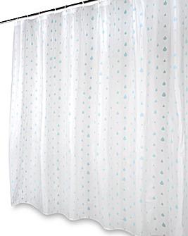 Peva Printed Shower Curtain