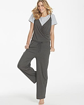 Pretty Secrets Double Layer Jumpsuit