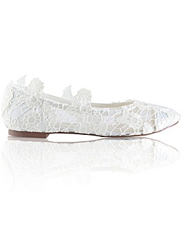 Perfect Hand Crafted Lace Ballerina