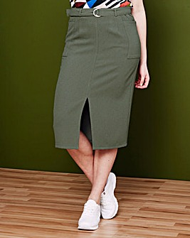 Simply Be Pocket Utility Skirt