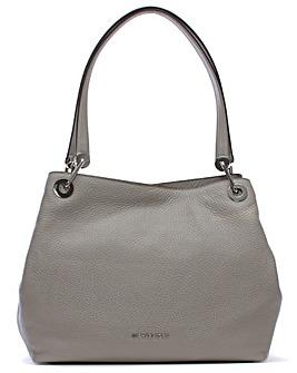 Michael Kors Pebble Leather Shoulder Bag