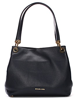 Michael Kors Pebble Leather Shoulder Bag