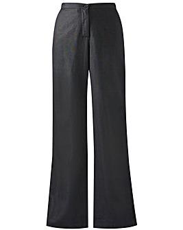 JOANNA HOPE Linen Blend Trousers 33in