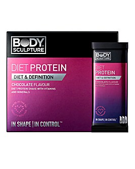 Body Sculpture Diet Protein Pack