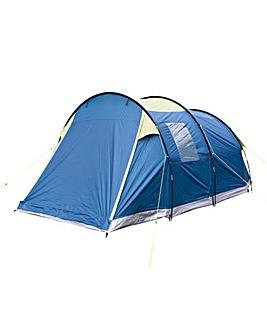 Trespass Caterthun 4 Man Tunnel Tent
