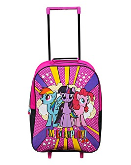 My Little Pony Trolley Bag with Pocket