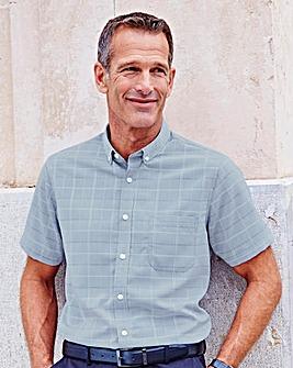 Premier Man Soft Touch Check Shirt