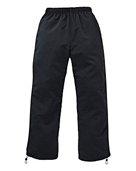 Capsule Navy Leisure Trousers 27in