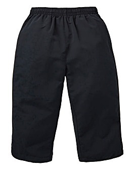 Capsule Navy Leisure 3/4 Pants
