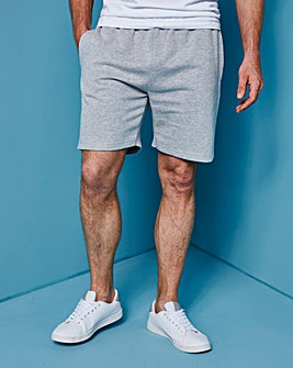 Capsule Grey Jog Shorts