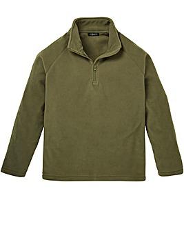 Capsule Zip Neck Fleece