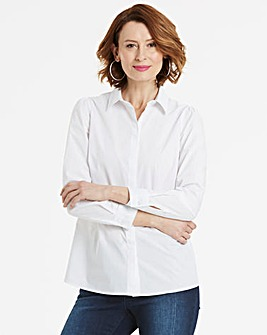 Simple White Shirt
