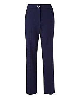 Straight Leg Tailored Trouser Reg