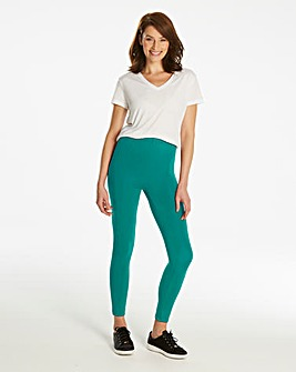 Essential Stretch Jersey Leggings Long