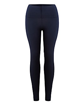 Petite High Waist Jersey Leggings