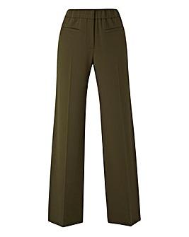 Petite Magi Wide Leg Trousers