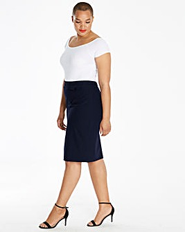 Petite Magisculpt Pencil Skirt