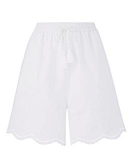 Petite Broderie Anglais Shorts