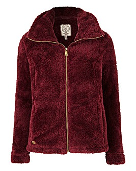 Regatta Hasley Fluffy Fleece Jacket