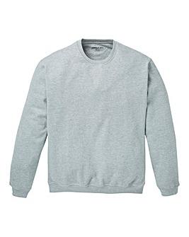 Capsule Grey Crew Neck Sweatshirt R