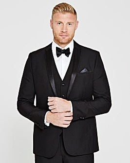 Flintoff By Jacamo Slim Dinner Jacket L