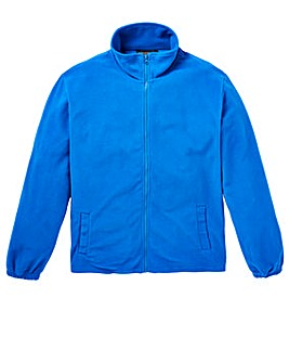 Capsule Blue Full Zip Fleece R