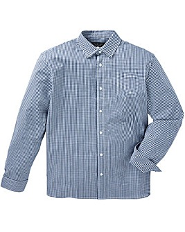 Flintoff by Jacamo L/S Stretch Shirt L
