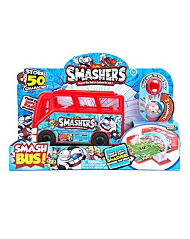 Zuru Smashers Team Bus