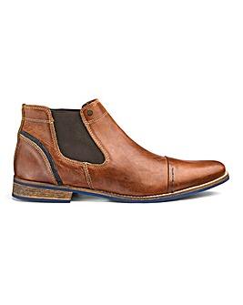 Dune Chili Chelsea Boots