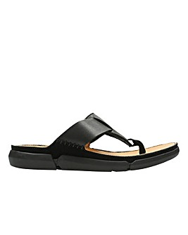 Clarks Trisand Post Sandals G fitting