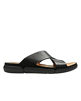 Clarks Trisand Cross Sandals G fitting