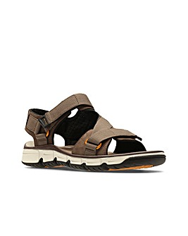 Clarks Explore Active Sandals G fitting
