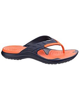 Crocs Modi Mens Sport Flip-Flop