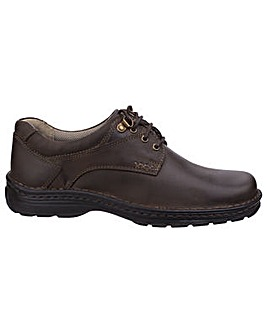 Hush Puppies Geography Lace Mens Shoe