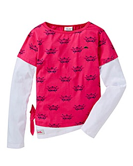 Ellesse Long Sleeved T-Shirt (8-13 yrs)