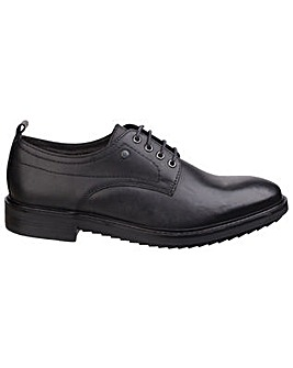 Base London Elba Waxy Derby Shoe