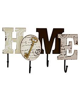 Home Living MDF Wall Hooks Home