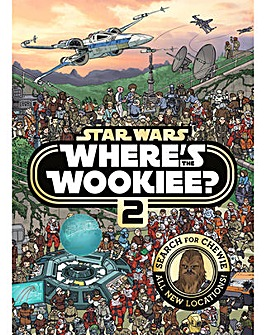 STAR WARS: WHERES THE WOOKIEE?