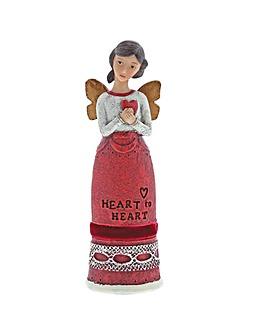 Kelly Rae Roberts Heart to Heart Angel