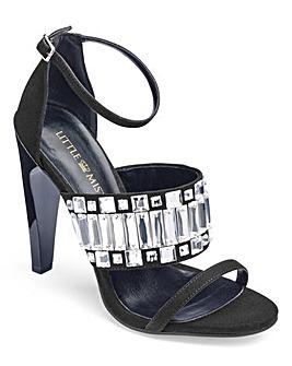 Little Mistress Jewelled Sandal D Fit